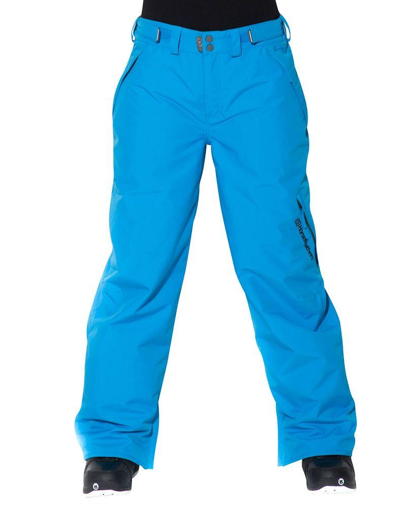 dámské kalhoty HORSEFEATHERS GATRIA PANTS (blue)