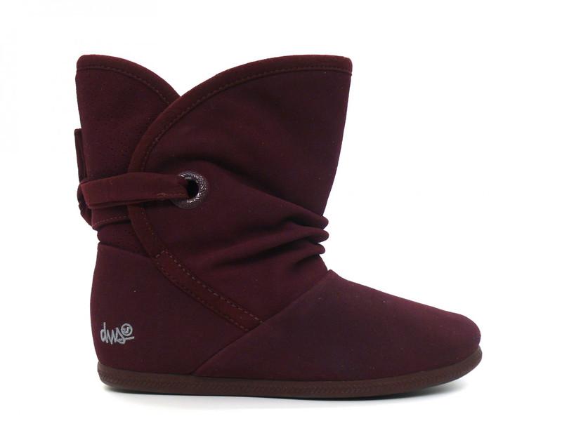dámské zimní boty DVS Shiloh,port suede