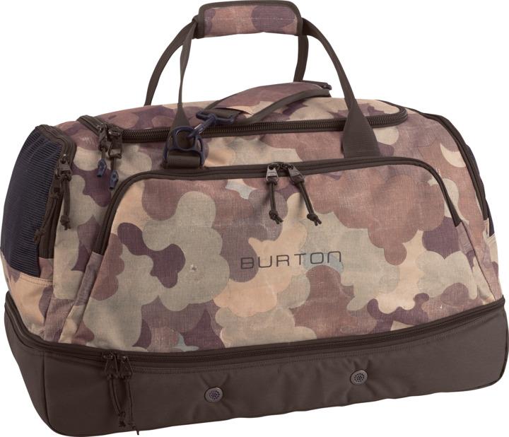 cestovní taška BURTON RIDERS BAG 2.0 STORM CAMO PRINT