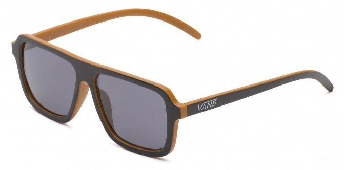 pánské sluneční brýle VANS EVRAY SHADES Black/Cathay Sp