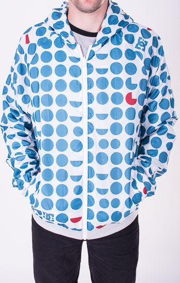 pánská jarní bunda DC Wrigleys reversible jacket