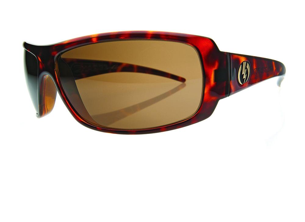 pánské sluneční brýle ELECTRIC CHARGE TORTOISE SHELL BRONZE