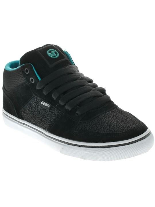 pánské boty DVS Clip,black suede