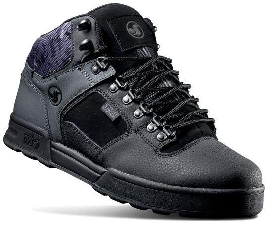 pánské zimní boty DVS WESTRIDGE BLACK GREY WARPLE
