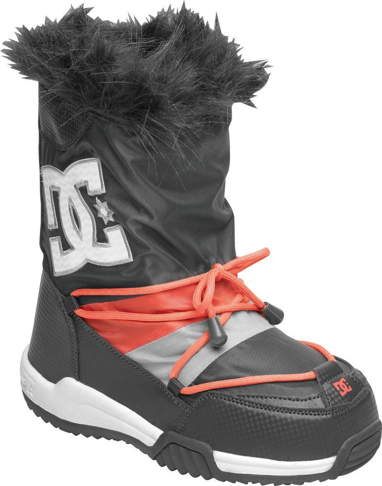 dámské zimní boty DC LODGE BOOT