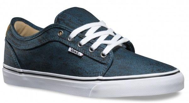 pánské boty VANS CHUKKA LOW (Distortion) Blue/Black