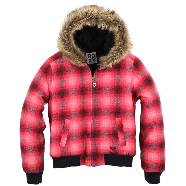 dámská zimní bunda ROXY TWIST PLAID