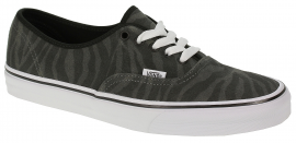 dámské boty vans AUTHENTIC (Patent Galaxy) Black True White 92e41e89dbd