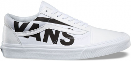 OLD SKOOL (VANS) True White/Black