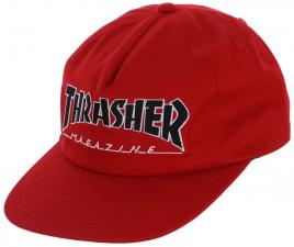 pánská kšiltovkathrasher CHINA BANKS SNAPBACK Black. 790 Kč · thrasher.  OUTLINED SNAPBACK Red e0b6da5a738